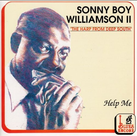 Sonny Boy Williamson II (Rice Miller)