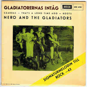 Nero & the Gladiators