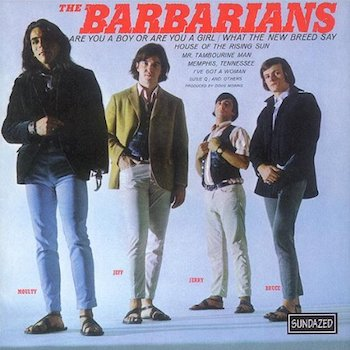 Barbarians, The